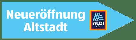 Eröffnung Sign Aldi Süd