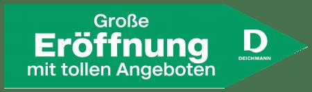 Eröffnung Sign Deichmann