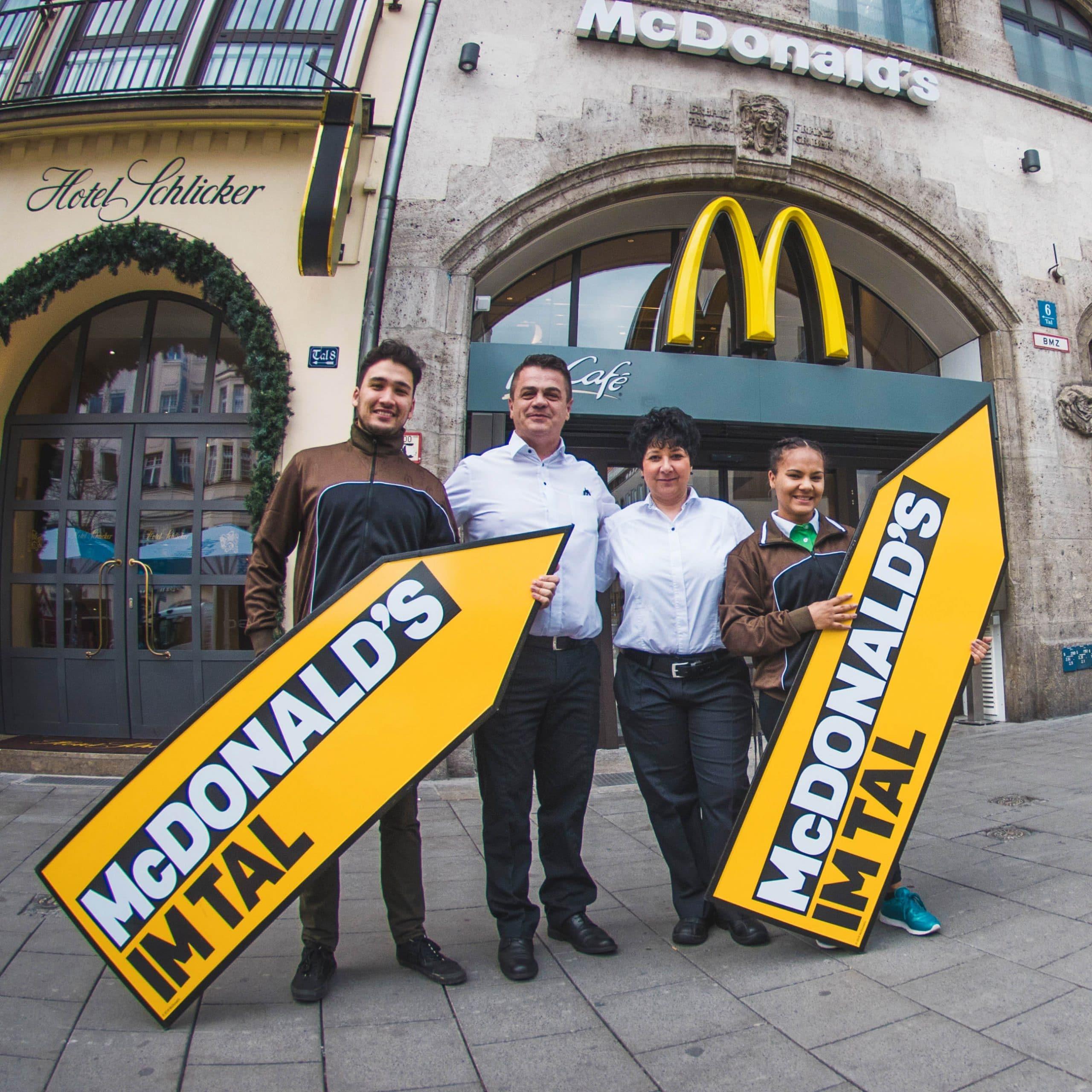 Promotion Eröffnungsmarketing für Jumpers Fitness in Deutschland