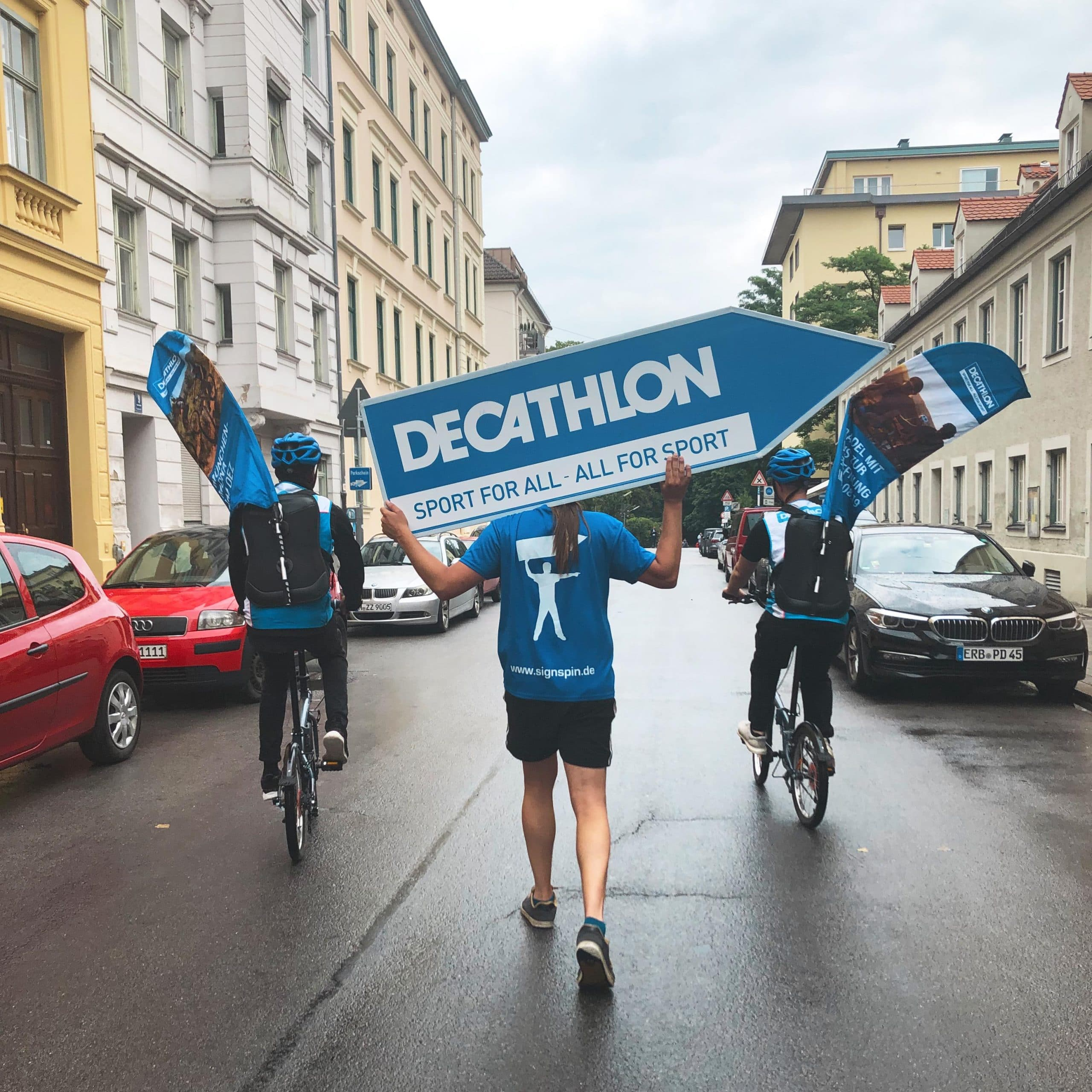 SignSpin Personal Decathlon
