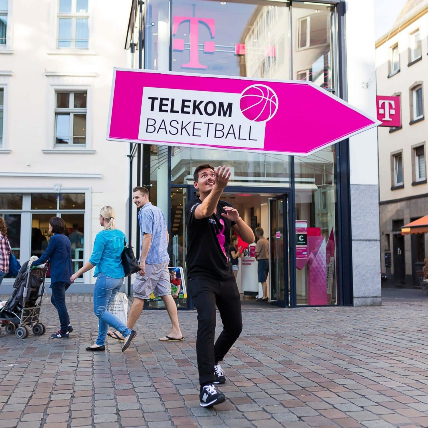 Referenz Telekom Point of Sale